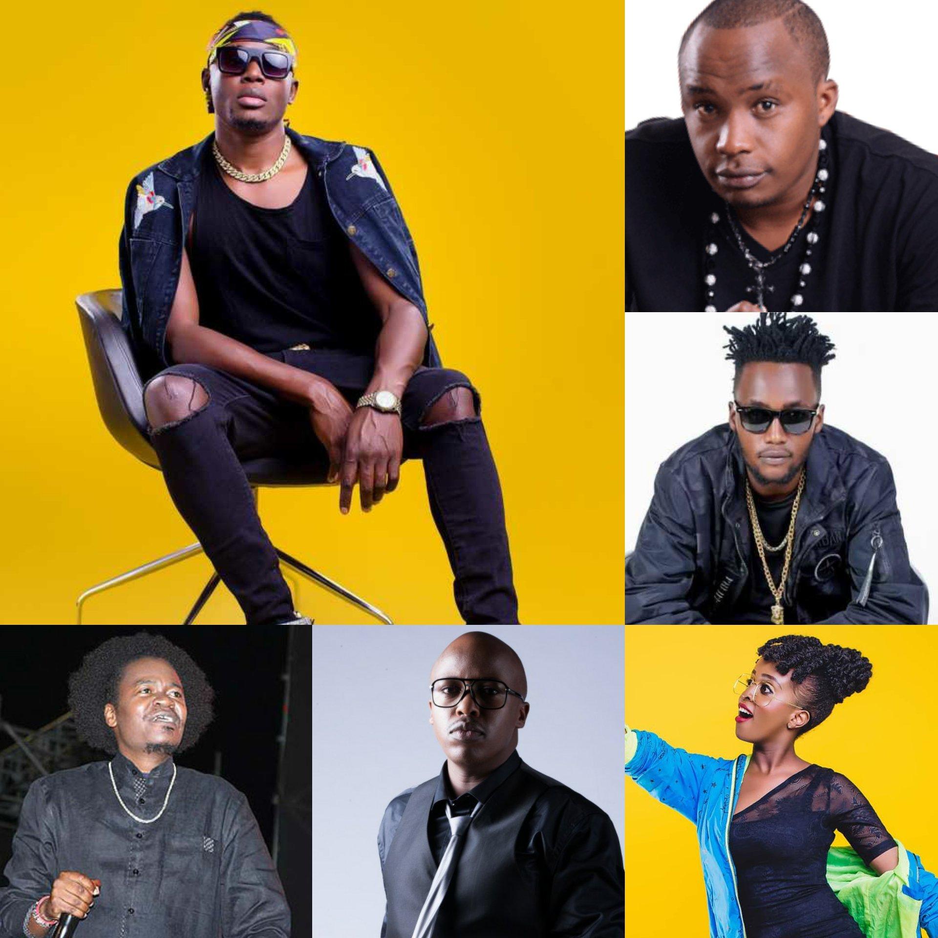 Kenyan musicians