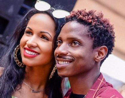 Eric Omondi's ex Chantal Grazioli bags herself a handsome Mzungu boyfriend