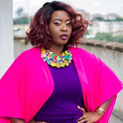 Kalekye Mumo shares snippets of her network´s first episode and Sauti Sol is on set