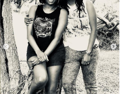 These Two!! Rumored lesbian rapper Fena Gitu gets sweet love message from Ntalami