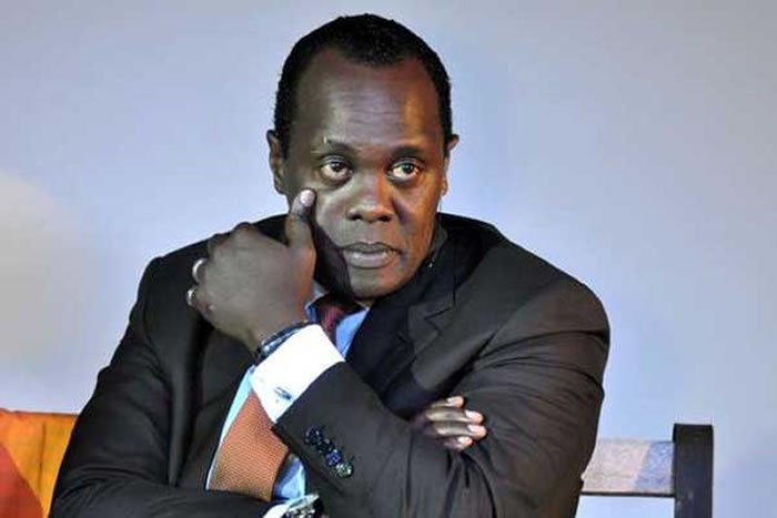 Jeff Koinange narrates his excruciating struggle with the wife to sire a son