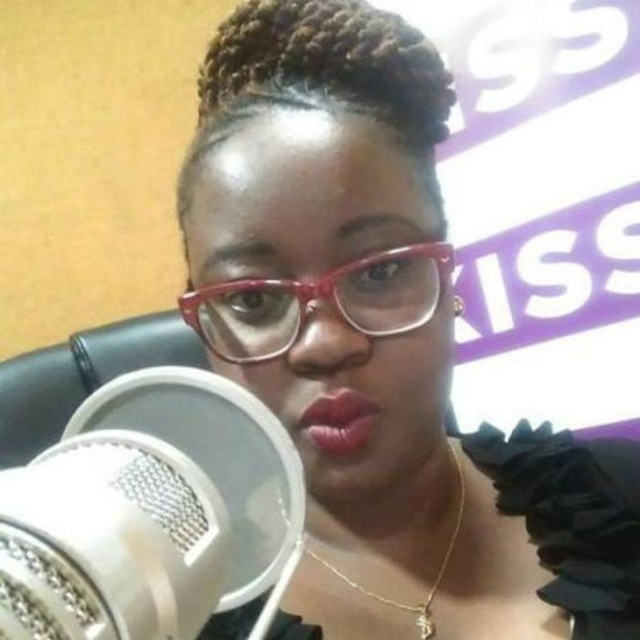 Kalekye Mumo denies leaving Kiss 100 Fm because of Caroline Mutoko