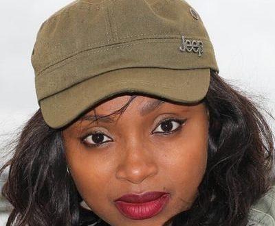 Popular female Kenya radio presenter in mourning