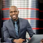 Larry Madowo TWITTER 1 150x150 - Celebrated Journalist, Larry Madowo celebrates his 1st Anniversary at BBC