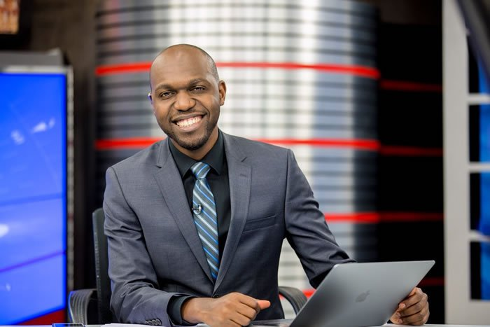 Celebrated Journalist, Larry Madowo celebrates his 1st Anniversary at BBC
