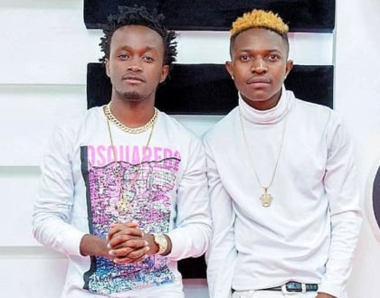 Gospel artists, Mr Seed and Bahati still not in talking terms