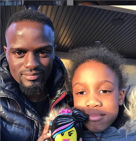 Photos: McDonald Mariga´s all grown adorable daughter lights up the Internet with love