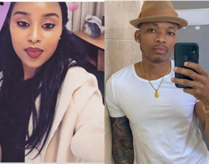 Kenyans admit loyalty to artist, Otile Brown soon after Ethiopian bae departs for motherland