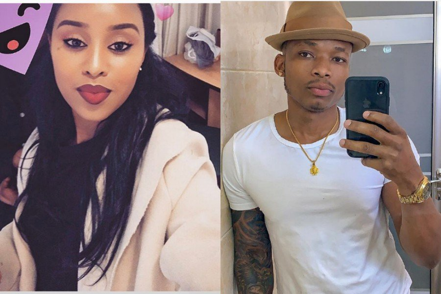 """You are the only woman who can make me settle down"" Otile Brown continues to beg his ex girlfriend"
