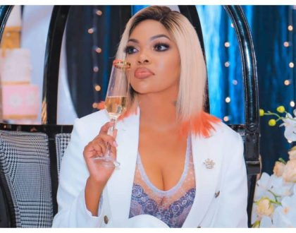 Wema Sepetu gifted with a brand new car by best friend ahead of her 30th birthday party!