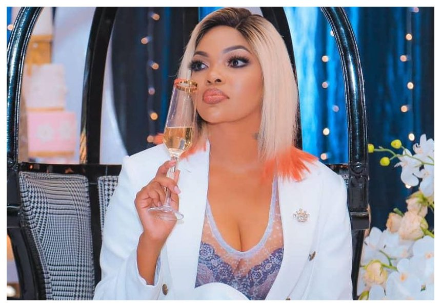 Wema Sepetu snaps at ex boyfriend, threatens to have him arrested!