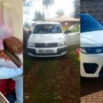 "Steve Mbogo exposed 696x418 150x150 - ""Only through experience of trial and suffering can the soul be strengthened"" Steve Mbogo's first post since his car was nabbed"