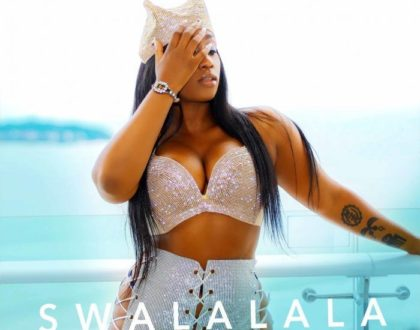 "Victoria Kimani back,  with a single dubbed ""Swalalala"""