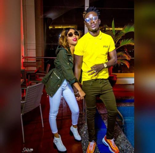 It´s now a sibling-affair. Willy Paul dismisses claims about love affair with Nandy