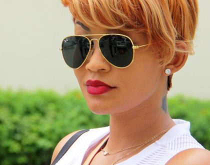 Zari reveals why Tanzanian women are to blame for 'making' her son gay