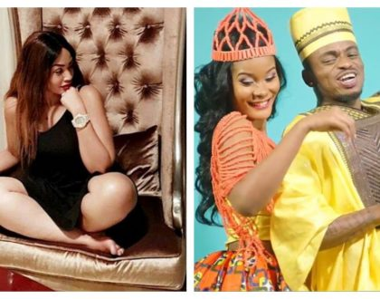 Zari goes after Hamisa Mobetto's neck after word emerged she can't pay her rent and has been kicked out