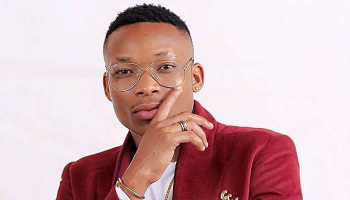 Otile Brown played himself with his recent social media outburst