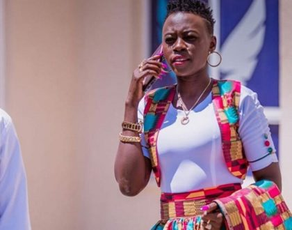 "Akothee gets unexpected wake up call: ""My burial will be all sold out than my shows"""