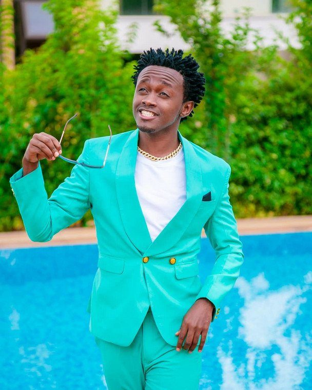 Bahati says he lost Ksh 6 million while trying to manage artists at EMB