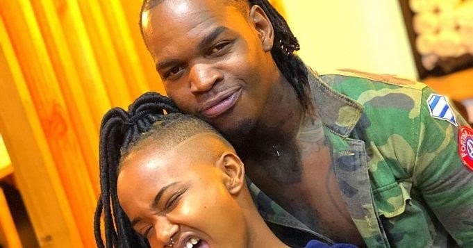 Timmy T Dat reveals his unending love for Tanzanian bad girl, Rosa Ree