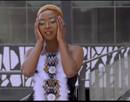 Vivian finally releases 'Cheza chini' and Kenyans are busy looking for the alleged steamy scene with Savara that angered her man