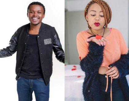 Kibanja spotted with handsome man weeks after Chipukeezy allegedly dumped her!