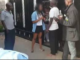 Meru couple arrested for screaming while having sex, Police forced to shoot in air to disperse crowd eager to view