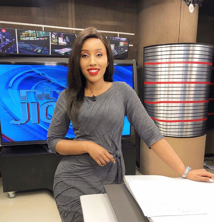 Cutie Doreen Majala drops strong hints that she might be leaving NTV sometime soon