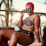 femi one 1 150x150 - Rapper Femi One shows acres of skin and thunder juicy thighs during Marini promo shoot(photos)