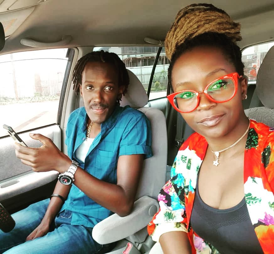 Kansiime's boyfriend forced to respond to trolls that he looks like Scooby Doo