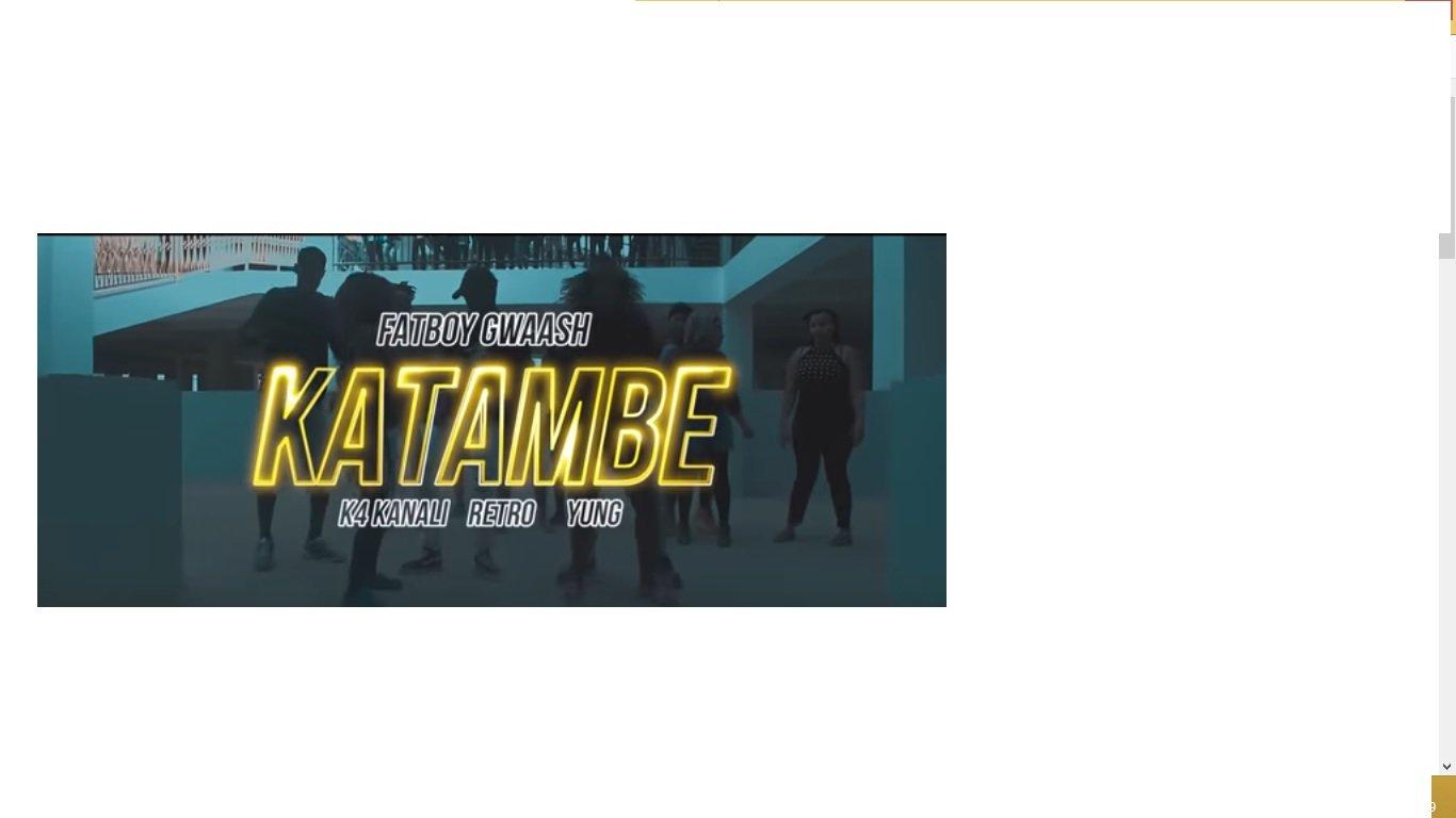 Katambe by Gwaash,Retro Mars, Young & K4kanali