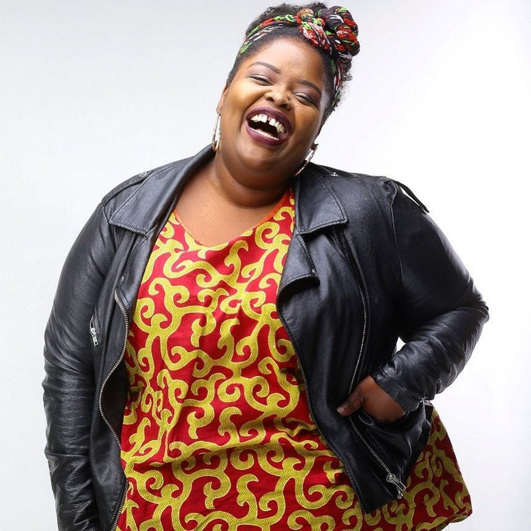 Kiss Fm presenter Linda Nyangweso: I felt a lot of shame eating in public