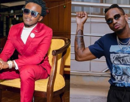 Diamond Platinumz and Bahati to work on collabo but under one condition