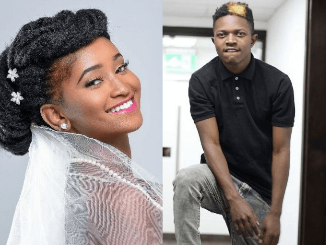 Mr Seed finally addresses separation rumors with wife, Nimo