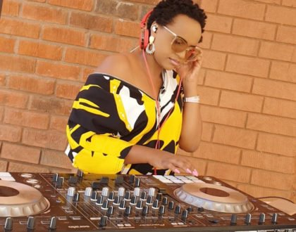DJ Pierra Makena narrates how a gunman approached her while she was taking selfies at a popular club
