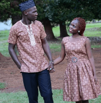 They might have matching Vitenges now but Naliaka of Papa Shirandula never thought she'll ever fall in love with her man: I felt nothing when I first met him