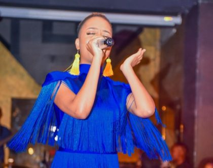 This is how Tanzania´s Nandy´s album launch in Nairobi went down
