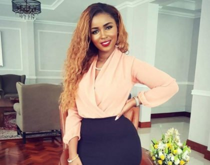 Fans break pregnancy news to confused Anerlisa Muigai