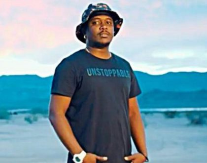 Nyashinski among the most influential rappers in Kenya