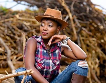 Former Auntie Boss actress Nice Wanjeri begs fans to stop telling her about her ex-hubby endeavours