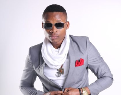 It´s real! Ethiopian bae now accompanies Otile Brown on his music tours