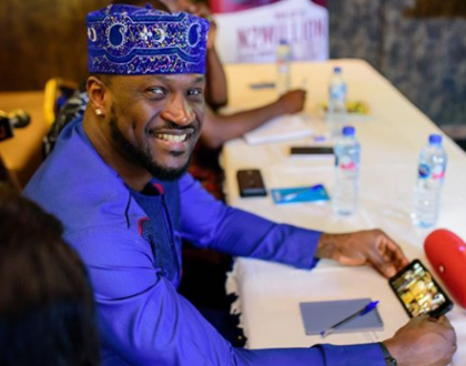 Peter Okoye of P Square after Diamond accused him of sleeping with Zari: It is stupid of him to say what he said