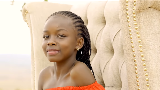 Watch: Amani G introduces younger sister in new song