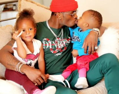Zari Hassan and Diamond Platnumz son hospitalized!