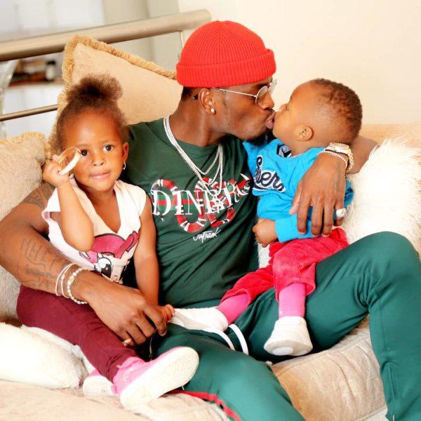 Zari Hassan and Diamond Platnumz son hospitalized!
