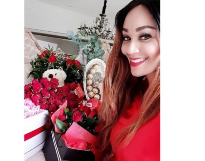 King Bae treats Zari Hassan to a cosy night-out filled with romantic red roses amidst cheating allegations