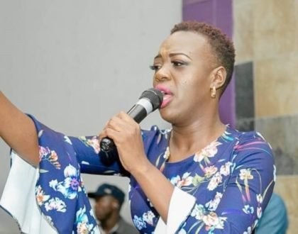 Ruth matete reveals she was actually saved before joining Tusker Project fame and this is why
