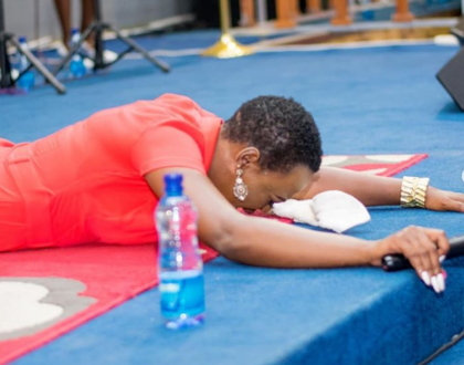 Born again Christian Ruth Matete says she regrets participating in beer-sponsored singing competition TPF