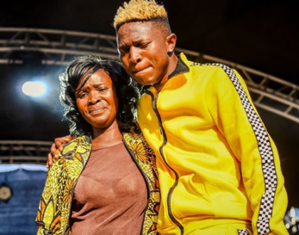 Mr Seed shares he forgave Bahati and Marua after all what they did to him but is yet to speak to them in 2019