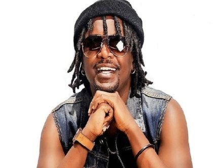 Most Kenyan artists can't grow because of their massive egos